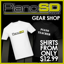 Buy Piano Shirts At Our Piano Shirt Store